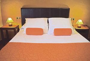 Habitació 5 - llit